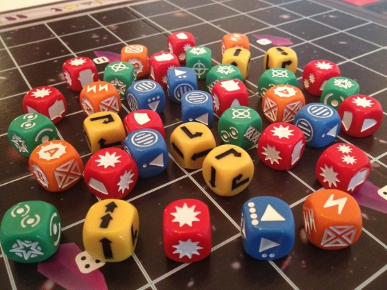 Space Cadet: Dice Duel