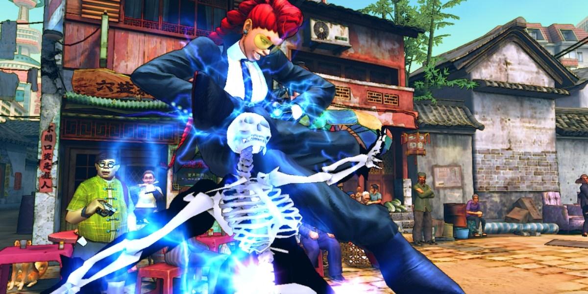 Street Fighter IV C. Viper