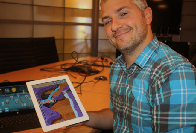 Tim Fitzrandolph of Disney Mobile