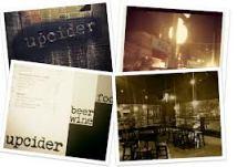 The venue: Upcider in the Tenderloin District