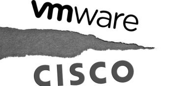 VMware's networking push complicates its relationship with Cisco