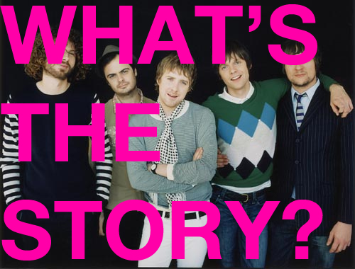 What'sTheStory?