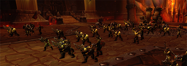 World of Warcraft: 5.4 Siege of Orgrimma