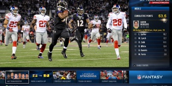 Beyond Madden: Microsoft, ESPN, and NFL turn the Xbox into a football box