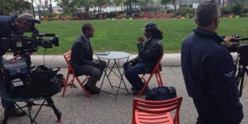 NYPD releases homeless coder after arrest in time for Today Show interview