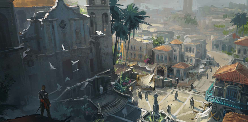 The Art of Assassin's Creed IV: Black Flag - exclusive 1