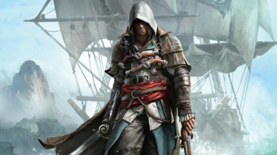 Assassin's Creed IV: Black Flag art book cover