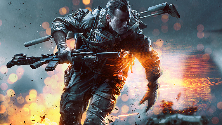 Battlefield 4 from EA was a top seller on Black Friday