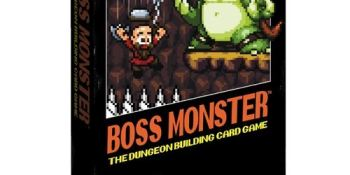 Great tabletop games for video gamers: Boss Monster: The Dungeon-Building Card Game
