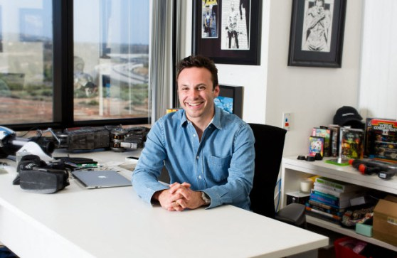 Brendan Irible: Building the future of virtual reality at Oculus VR