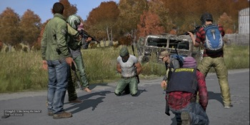 DayZ 'standalone' is live on Steam