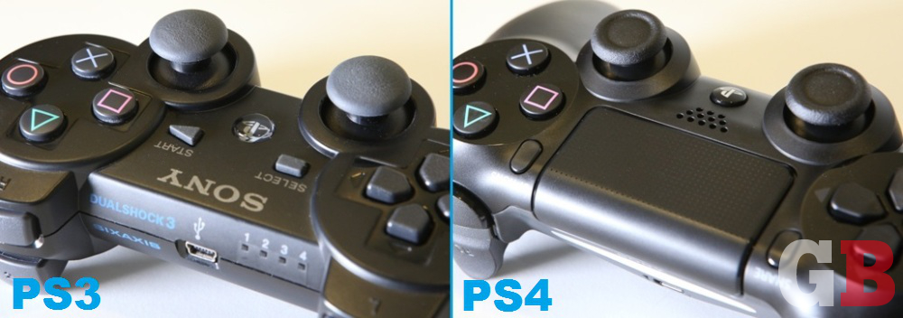 The Playstation 4 Controller A Close Look At The Touchpad