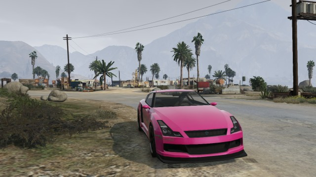 The Elegy RH8 is available for free if you sign up to the Rockstar Social Club