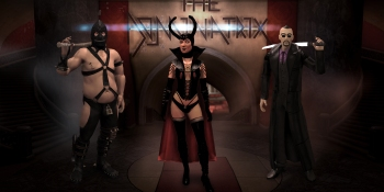 Don your ball gags or zipper masks: Saints Row IV: Enter The Dominatrix expansion available now