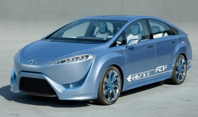 Hydrogen Fuel Cell Vehicle Tax Credit Expires This Month Will It Be Renewed