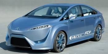 Hydrogen fuel-cell vehicle tax credit expires this month: Will it be renewed?