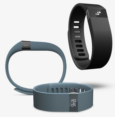 Fitbit's Force is a wristband health tracker that can tell