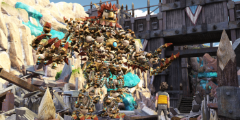 Why PlayStation 4 architect Mark Cerny's Knack could appeal to hardcore gamers and broad audiences (preview)