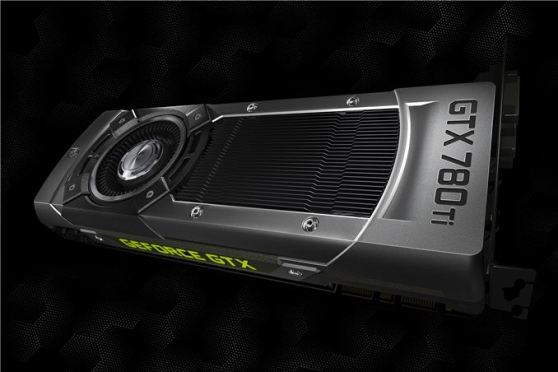 GeForce GTX 780 Ti is Nvidia's upcoming high-end graphics card.