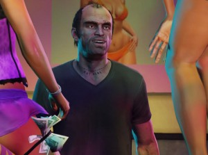 GTA V strippers