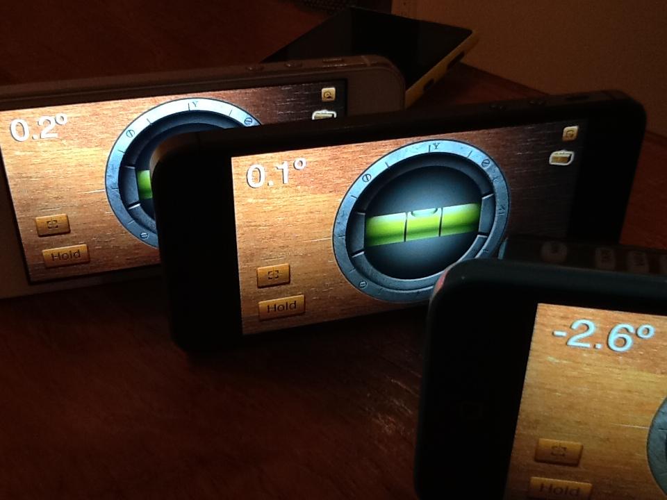 iPhone 5S, 5C, 5