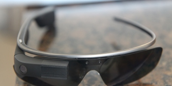 This $2.42 3D-printed 'sunshade' makes Google Glass easier to use — and less creepy