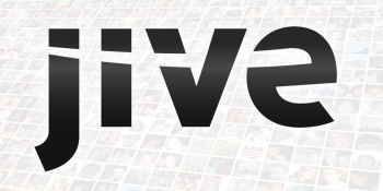 Jive integrates with Google, Facebook, Twitter