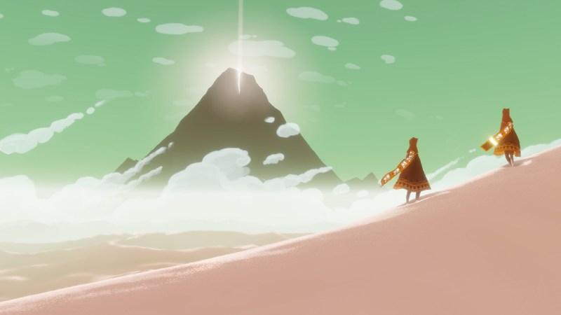 Thatgamecompany's Journey.