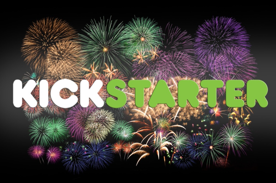 The folks at Kickstarter are probably pretty stoked right now