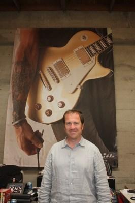 Laurent Detoc, head of Ubisoft North America