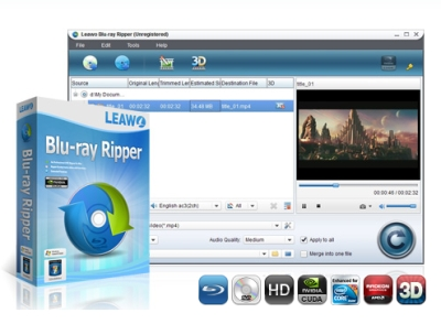 Leawo Blu-ray ripper for Mac/Win complete review | VentureBeat
