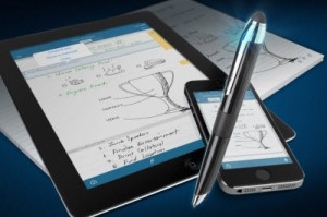 Livescribe 3 with smart devices