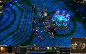 League of Legends Nexus