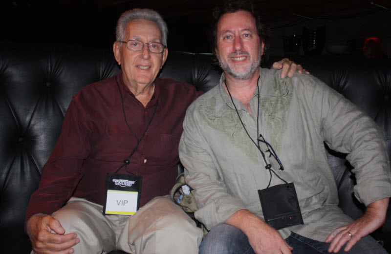 Mort and Jordan Weisman
