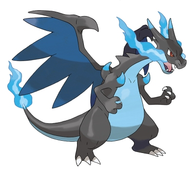 surprise charizard has two mega evolutions in pokémon x and y