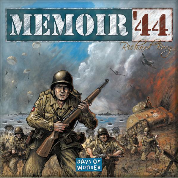 Memoir '44 - box art