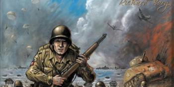 Great tabletop games for video gamers: Memoir '44