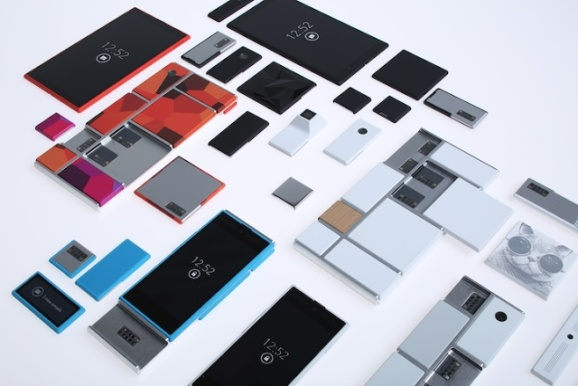 All of these modules will make up a smartphone.