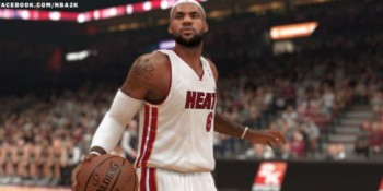NBA 2K14 is making sports a showcase for your next-gen console