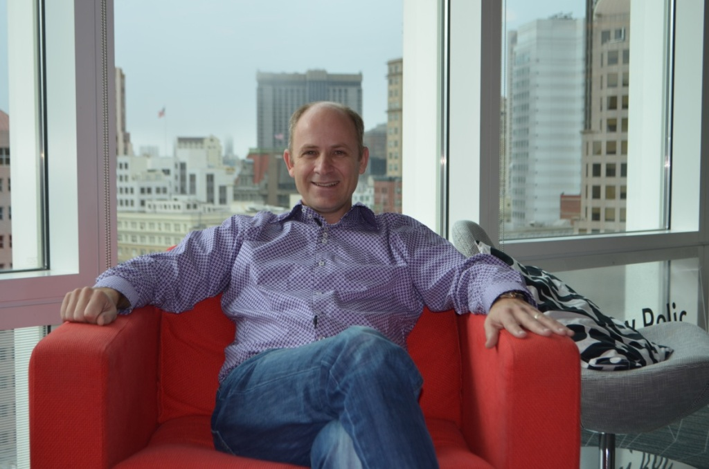 New Relic CEO Lew Cirne