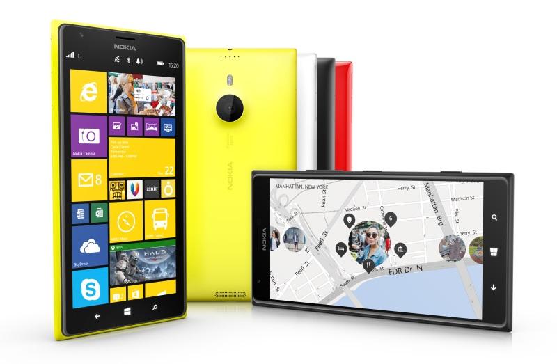 The Nokia Lumia 1520 Windows Phone is gorgeous.