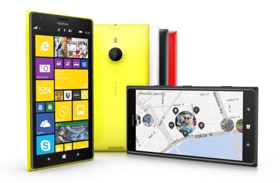 all nokia lumia phones. nokia goes big-screen with 6\u2033 lumia windows phones, 10\u2033 rt tablet all phones