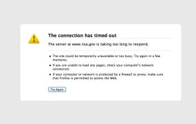 NSA website gov