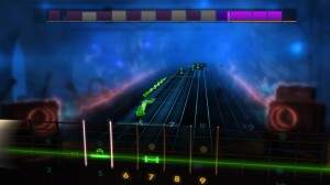 Rocksmith 2014 game screen