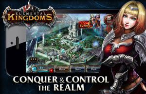 Perfect World Elemental Kingdoms mobile game