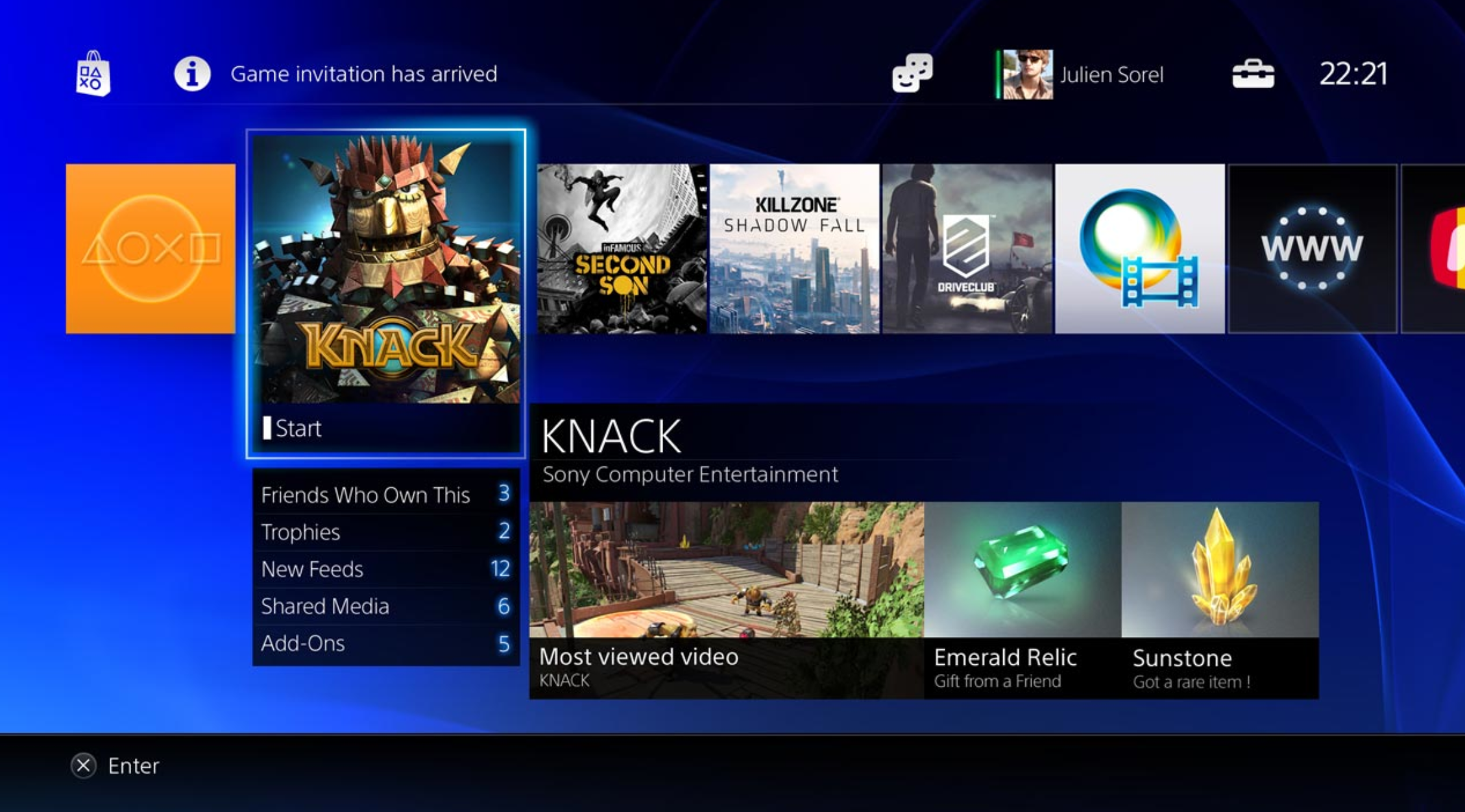 All Playstation 4 Games : Playstation installs every game to its hard drive even disc