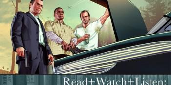 Read+Watch+Listen: Bonus material for Grand Theft Auto V fans