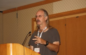 Rich Hilleman, chief creative director of EA