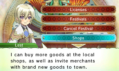 Rune Factory 4 - Princess Points
