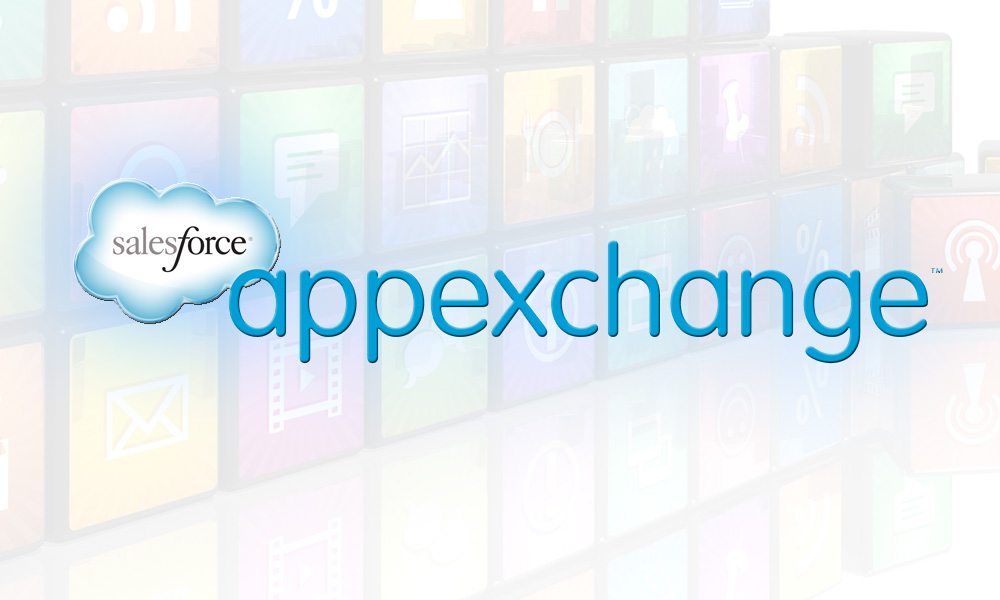 Salesforce announced a private version of its AppExchange store Thursday morning